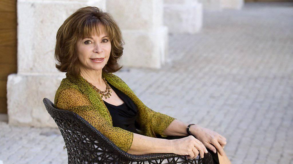 """Isabel Allende, die Autorin des Weltbestsellers """"Das Geisterhaus"""", wird heute 75. (Archivbild 2011)"""