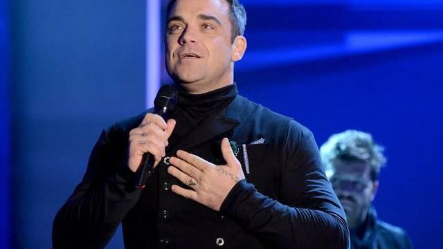 Robbie Williams gibt im nächsten Jahr in Zürich ein Konzert (Archiv)
