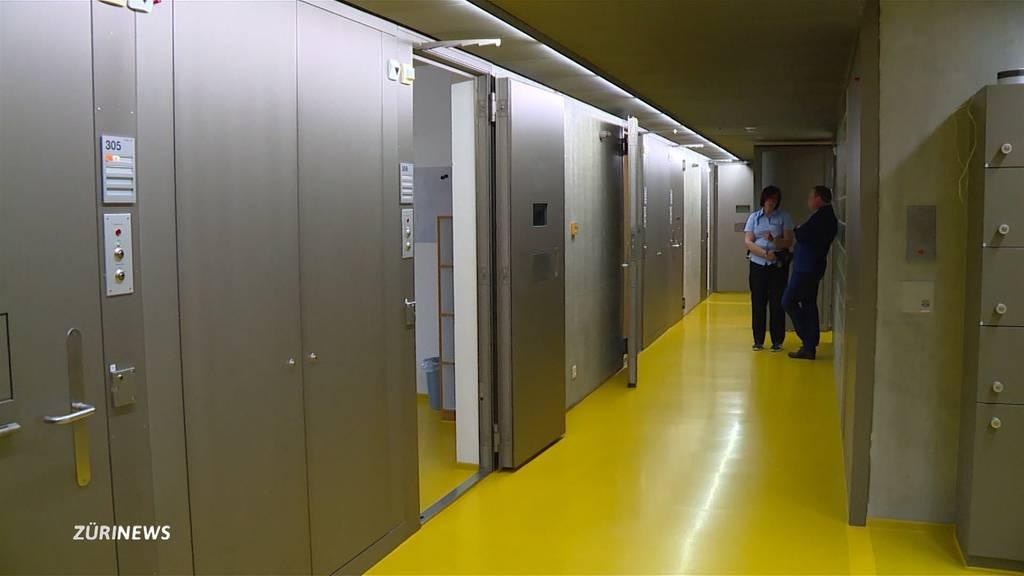 Bekämpfung von Suizid: Gefängnis Limmattal eröffnet neue Abteilung