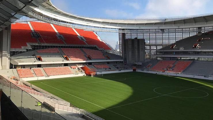 Wm Stadion Jekaterinburg