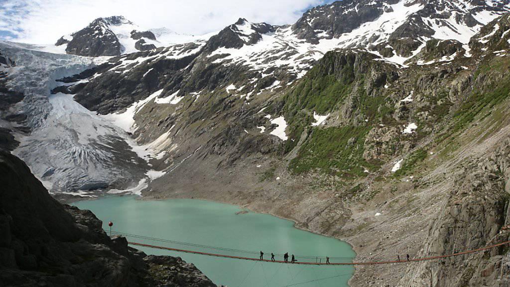 Komitee engagiert sich gegen neuen Stausee im Berner Oberland