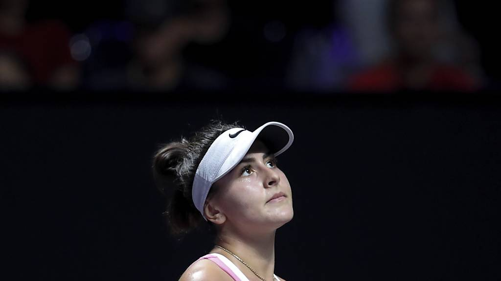 French Open findet ohne Bianca Andreescu statt
