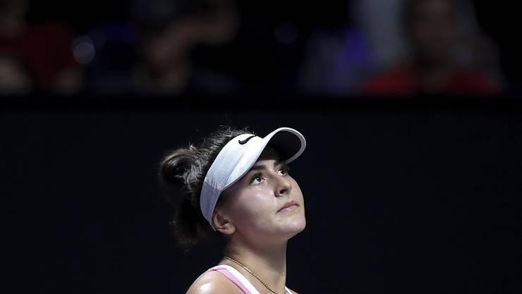Die Kanadierin Bianca Andreescu, die letztjährige Siegerin des US Open, muss aufgrund anhaltender Kniebeschwerden auch auf die Teilnahme am French Open verzichten