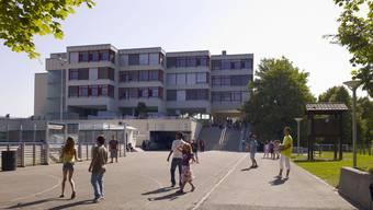 Das Schulhaus Kalktarren.