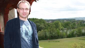 25 Jahre lang arbeitete Emanuel Duso «total gerne» für die Stiftung Schloss Biberstein. HHS