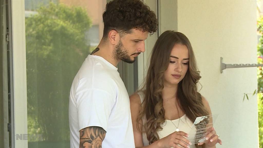Statt Hochzeit zu feiern sitzt Paar wegen positiv getestetem Corona-Party-Gänger in Quarantäne