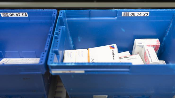 Fälschung oder nicht? Künftig soll eine europaweite Datenbank Auskunft über die Echtheit von verschreibungspflichtigen Medikamenten geben.