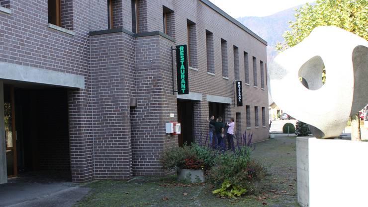 Im Restaurant Parktheater soll wieder Leben einkehren, fordert der Gemeinderat.at.