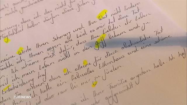 Das sagt die Handschrift von Thomas N.  über seine Persönlichkeit aus