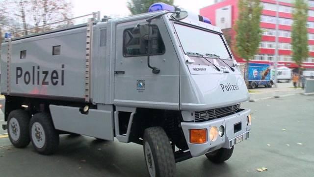 Amok-Alarm an der Zürcher Hochschule der Künste führt zu polizeilichem Grosseinsatz