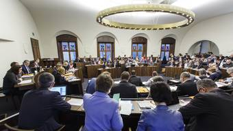 Momentan läuft die Dezembersession des Solothurner Kantonsrats. (Archiv)