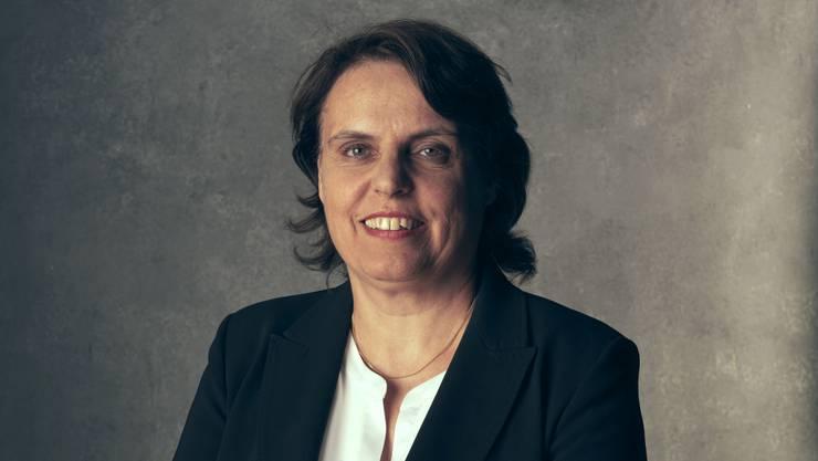 Die amtierende Regierungspräsidentin Elisabeth Ackermann (Grüne) hofft auf die Wiederwahl in den Basler Regierungsrat.