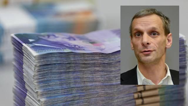 Der Internationale Währungsfond empfiehlt der Schweiz eine expansive Geldpolitik – Volkswirtschaftsprofessor Mathias Binswanger kritisiert in seinem Buch die massive Geldproduktion. (Symbolbild)