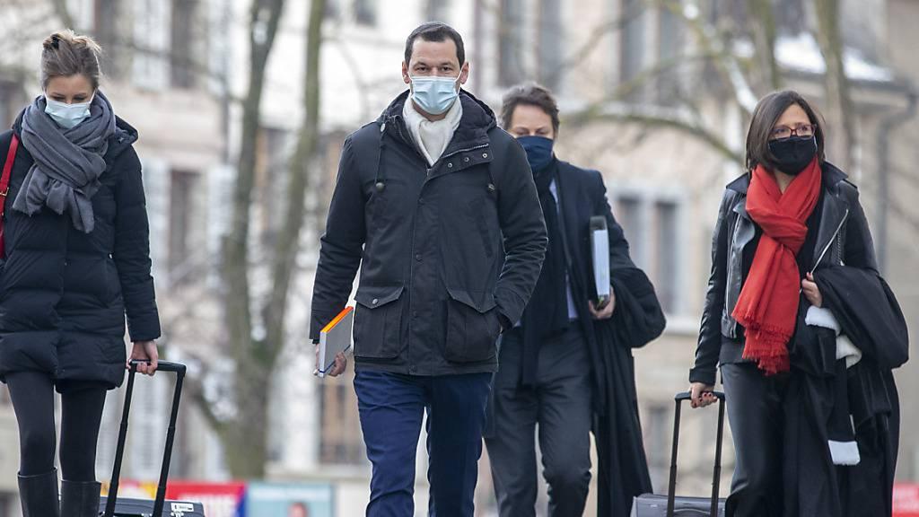 Prozess gegen Pierre Maudet eröffnet