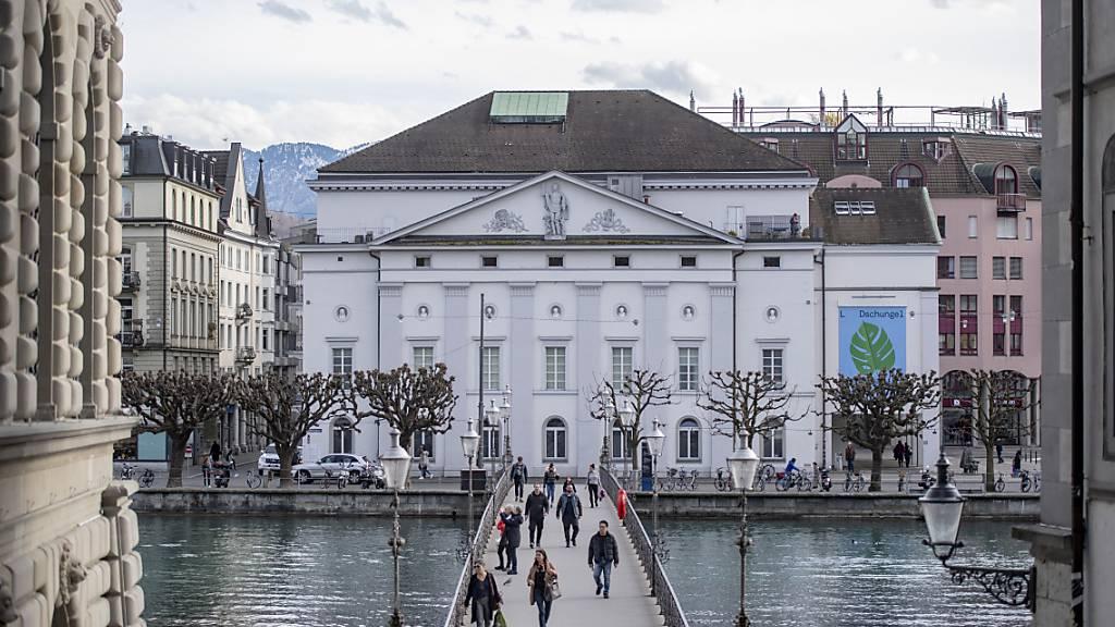 Luzerner Theater kann nicht live tanzen