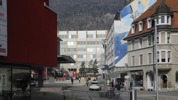 Die Stadt weist einen Überschuss von gut 5 Mio. Franken aus.