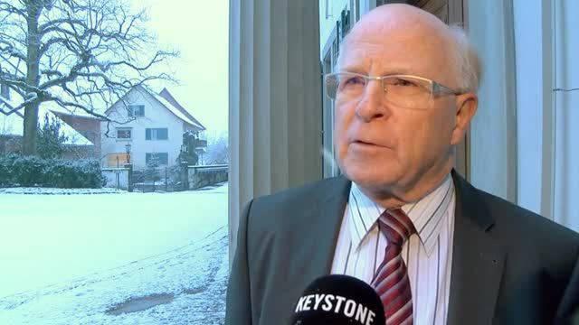 Ulrich Schlüer vor Gericht: Video-Interview mit dem Alt-SVP-Nationalrat