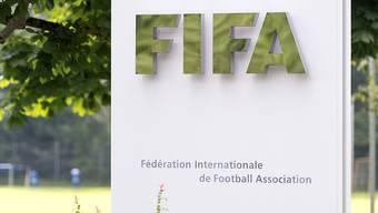 Der FIFA-Hauptsitz in Zürich