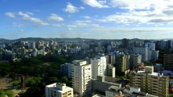 Porto Alegre in Südbrasilien (Symbolbild)
