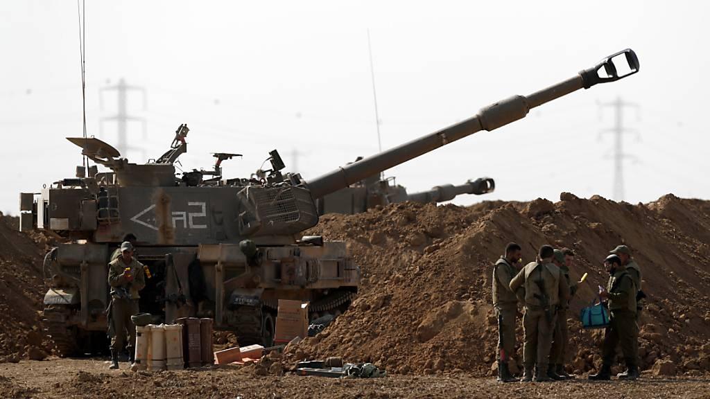 Einigung auf Waffenruhe im Gazastreifen