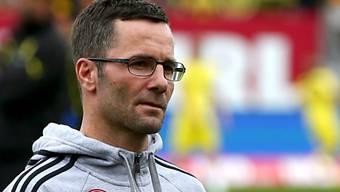 Michael Wiesinger ist nicht mehr Trainer von Bundesligist Nürnberg.