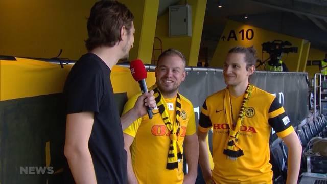Wird YB nach 32 Jahren wieder Schweizer Meister?