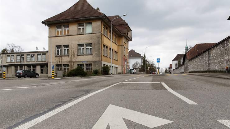 Die alte Fabrik neben dem Kloster Visitation hat die Türkisch-Islamische Stiftung für die Schweiz erworben.