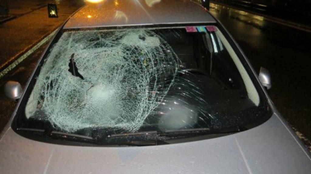 10 verletzte Fussgänger und Velofahrer seit Winterzeit-Beginn