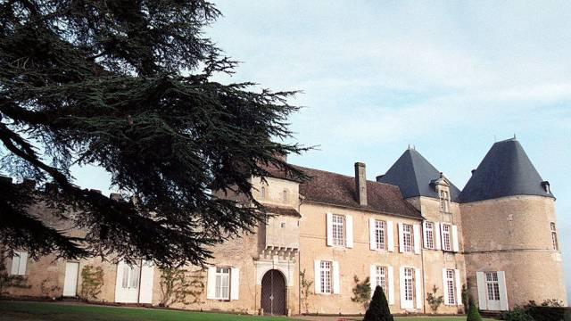 Herkunft eines edlen Weines: Château d'Yquem in Bordeaux (Archiv)