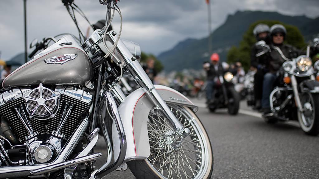 Motorrad-Hersteller Harley-Davidson will auch bei E-Motorbikes mitspielen (Archivbild)