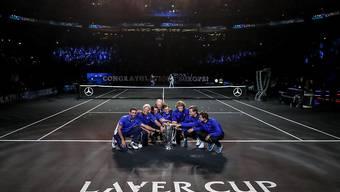 Der Laver Cup kommt im nächsten Jahr in die Schweiz