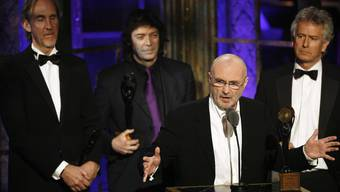 Genesis - Rock and Roll Hall of Fame