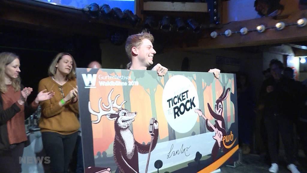 """Bandcontest """"Ticket to Rock"""": Diese Bands dürfen auf den Berner Hausberg"""