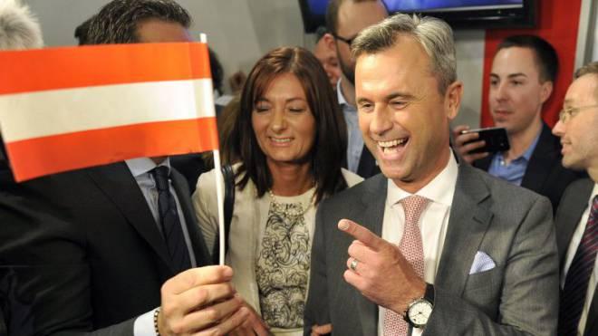 Will in Österreich die direkte Demokratie einführen: Norbert Hofer. Foto: Keystone/APA/Hans Punz