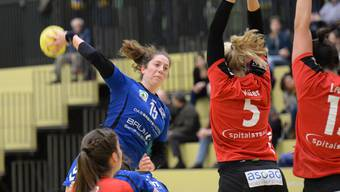 Eliane Estermann erzielte gegen Winterthur vier Treffer.