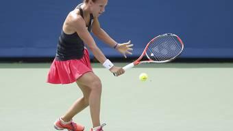 Viktorija Golubic verlor auch ihre zweite Partie des Jahres auf der WTA-Tour