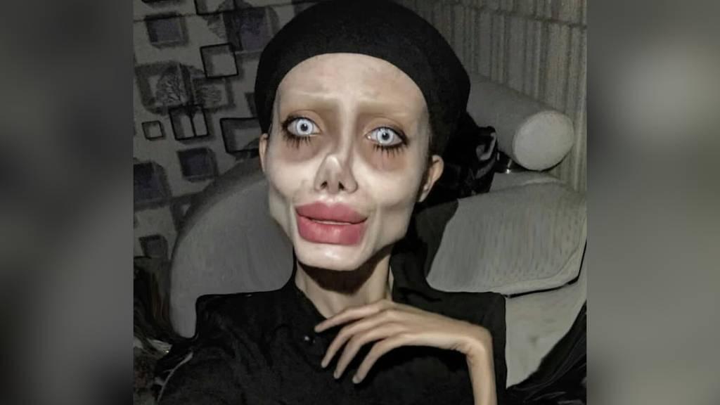 Wegen Gotteslästerung: «Zombie»-Angelina im Iran verhaftet