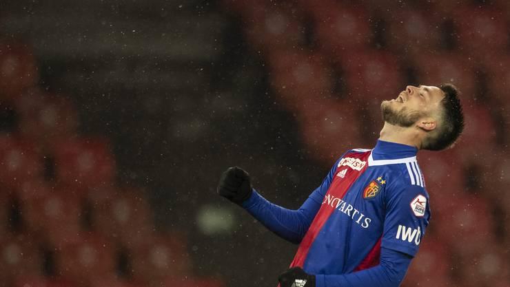 Mit 4:0 gewinnt der FC Basel das erste Spiel der Rückrunde gegen GC.