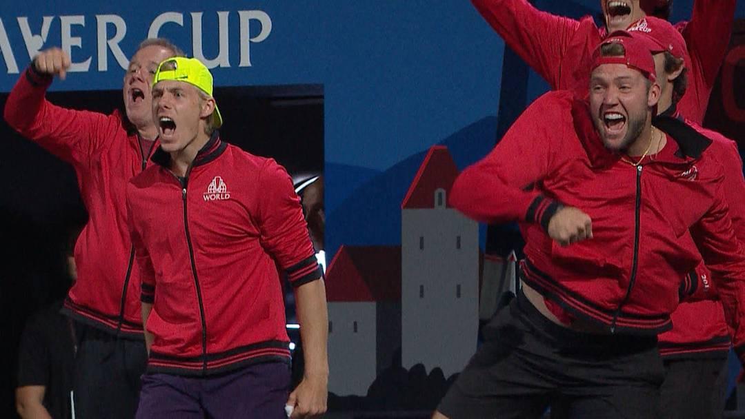 Laver Cup 2019: Die grössten Emotionen