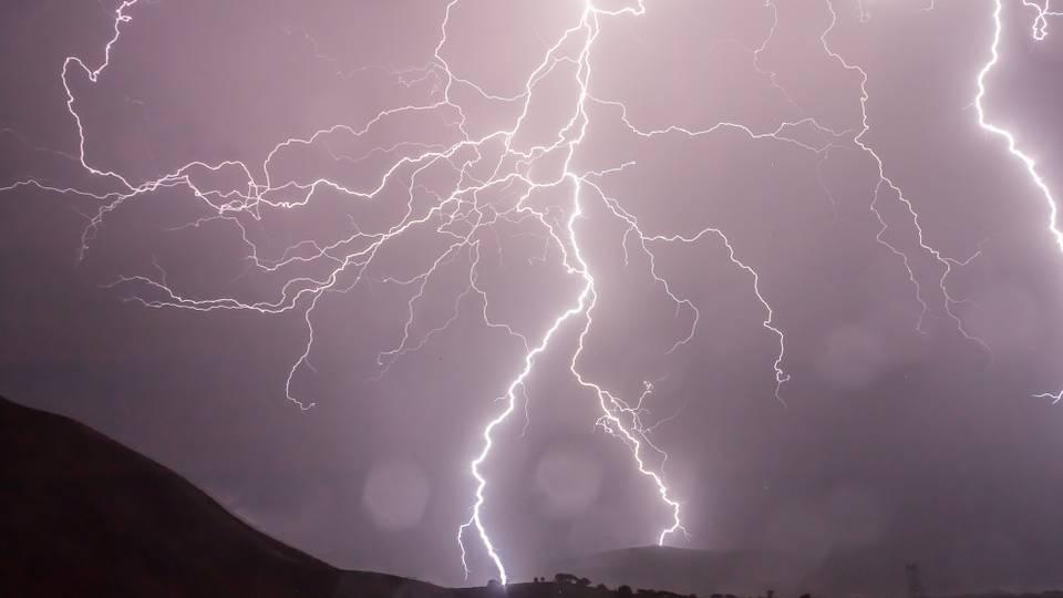 Starke Unwetter fegten über Teile der Schweiz