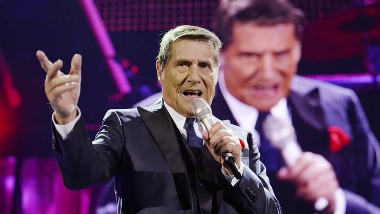Udo Jürgens wie ihn seine Fans liebten.