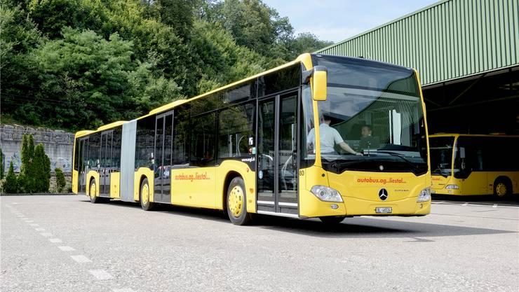 «Just do it!», ruft die BLT dem Regierungsrat bezüglich der von beiden befürworteten Fusion mit der sich wehrenden Autobus AG Liestal zu.Martin Töngi
