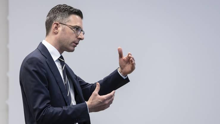 Thomas Fischer ist neuer Chef des Steueramts. (Archiv)