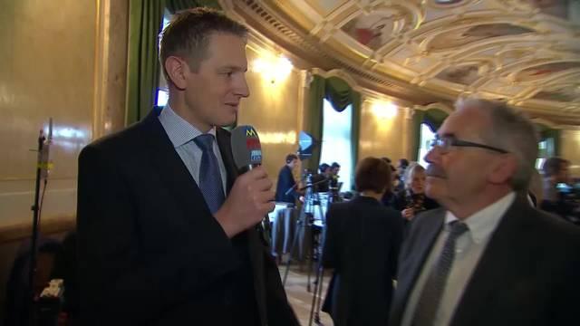 BDP-Nationalrat Hans Grunder: «Wir stehen an einem kritischen Punkt»