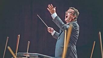 Immer für eine Überraschung gut: Dirigent Rainer Held.