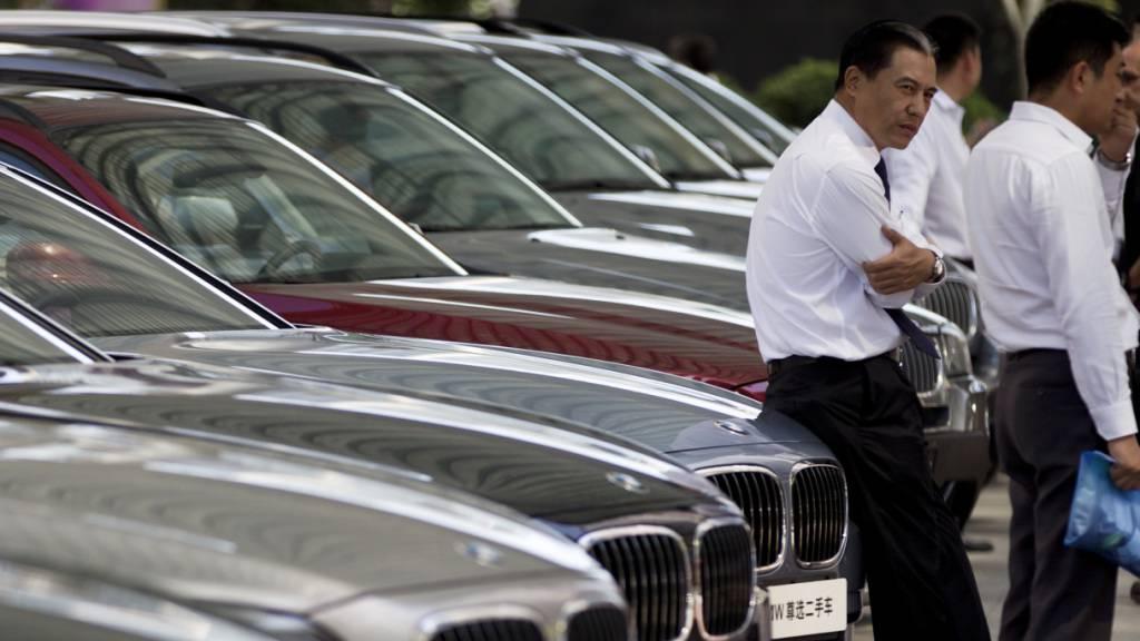China zieht BMW, Audi und Mercedes aus dem Corona-Loch