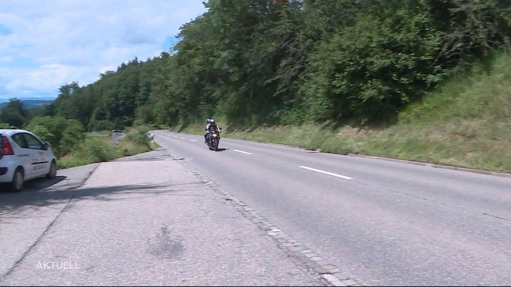 «Etwas» schnell: In Schöftland wird ein Lernfahrer mit 175 km/h erwischt
