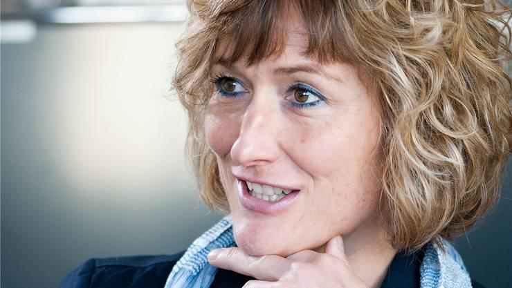 Susanne Hochuli: will mehr politische Debatten (Archiv)