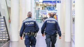 Der Lockdown zeigt sich im Tätigkeitsbericht der Stadtpolizei. (Archivbild)