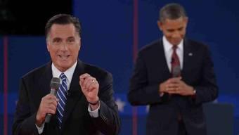 Auf Facebook und Twitter finden sich ganze Heftmappen voller Frauen für Mitt Romney